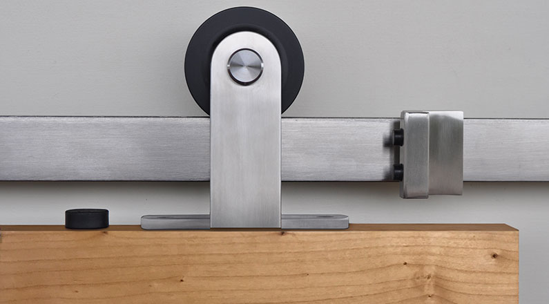 rolling hardware kits hanging door track rollers plates nz cheap